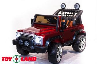 Детский электромобиль-джип LR DK-F006 с пультом управления