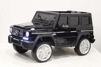 Детский электромобиль-джип Mercedes-Benz-G65-AMG 4WD (ЛИЦЕНЗИЯ)  с подключаемым полным приводом