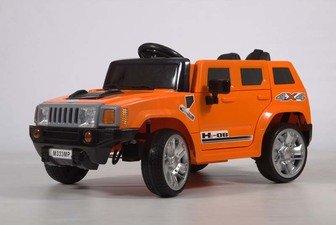 Электромобиль BARTY  М333МР Hummer (HL 1658) на резиновых колесах
