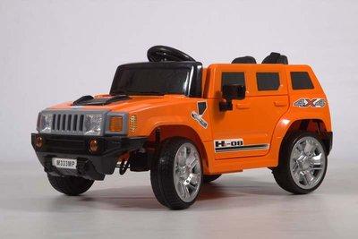Детский джип BARTY М333МР Hummer (HL 1658) на резиновых колесах