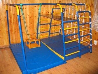 Детский спортивный комплекс Городок Малыш-2