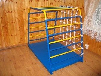 Детский спортивный комплекс Городок Малыш-3