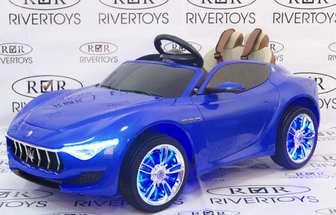 Детский электромобиль Maserati A005AA .
