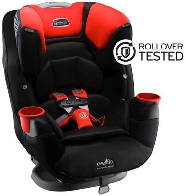 Детское автокресло Evenflo SafeMax™ Platinum Series™(Rollover tested)
