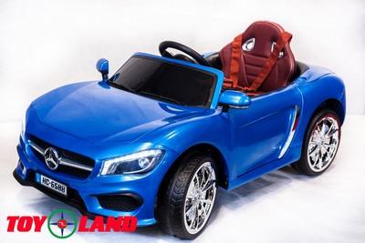 Детский электромобиль MB HC 6588 на резиновых колесах