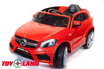 Детский электромобиль-джип Mercedes-Benz A45 на резиновых колесах
