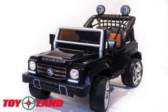 Детский электромобиль-джип MB DK-F008 на резиновых колесах