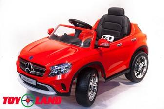 Детский электромобиль Mercedes-Benz GLA R653 с пультом управления