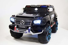 Электромобиль MERC E333KX на резиновых колесах