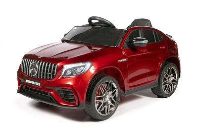 Mercedes-Benz AMG GLC63 Coupe S QLS-5688(Лицензия) 4X4 . Детский автомобиль на резиновых колесах.