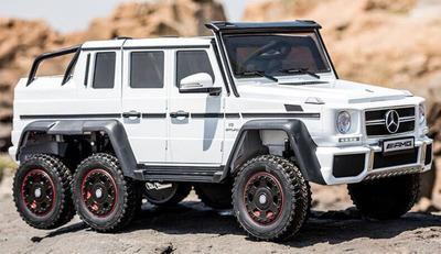 Mercedes-Benz G63-AMG 4WD. Двухместный детский джип на резиновых колесах.