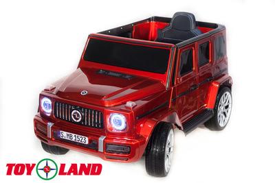 Mercedes-Benz G63 4х4 mini (V8). Детский автомобиль на резиновых колесах.