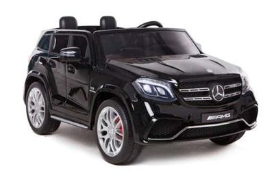 Двухместный электромобиль MERCEDES-BENZ GLS63 4WD (ЛИЦЕНЗИОННАЯ МОДЕЛЬ)