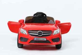 Детский электромобиль Mercedes А333МР на резиновых колесах