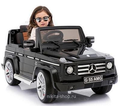 DMD-G55 Электромобиль-джип Mercedes-Benz AMG 12V на резиновых колесах.