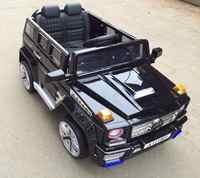 Детский джип Mers A111MP 12 V на резиновых колесах, амортизаторы
