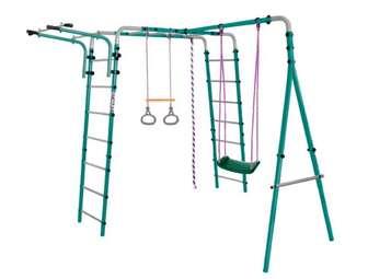 Midzumi Yokina Ko. Металлический дачный комплекс для детей.