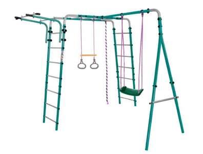 Midzumi Yokina Ko. Металлический спортивной-игровой комплекс для детей.