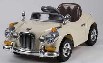 Детский электромобиль MINI RETRO 1828.