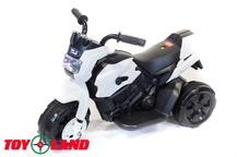 Детский мотоцикл Minimoto CH 8819 на колесах с широкой резиновой накладкой