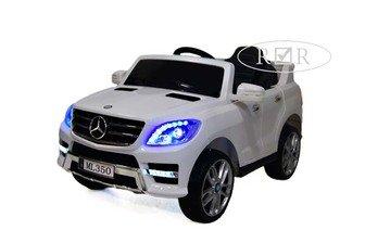 Детский электромобиль MERCEDES-BENZ ML350 лицензионная модель на резиновых колесах