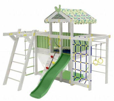 Можга игровой комплекс-чердак для детей. Домашний. (ДК2)