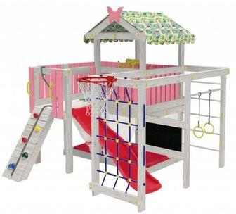 Можга домашний игровой комплекс-чердак для детей. (ДК3)