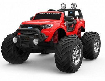 FORD RANGER MONSTER TRUCK. Детский электромобиль на больших колесах.