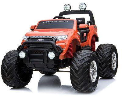 FORD RANGER MONSTER TRUCK. Детский электромобиль-джип на больших колесах.