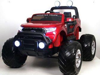 FORD RANGER 4WD на больших колесах DK-MT550.