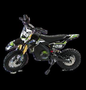 MOTAX 1300W Мини кросс электрический. Детский мотоцикл.