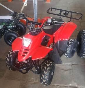 MOTAX Mikro 110 сс. Бензиновый квадроцикл с электростартером и пультом.