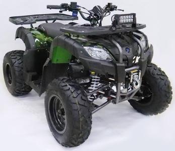 MOTAX ATV Grizlik 200 LUX. Бензиновый квадроцикл с лебедкой.