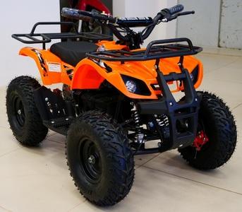 MOTAX ATV Х-16 BIGWHEEL (БОЛЬШИЕ КОЛЕСА)с механическим стартером. Детский бензиновый квадроцикл.