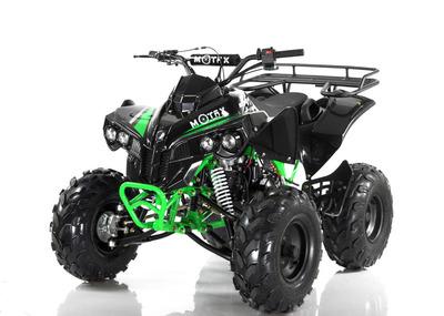 MOTAX ATV Raptor LUX 125 cc. Бензиновый квадроцикл с родительским контролем.