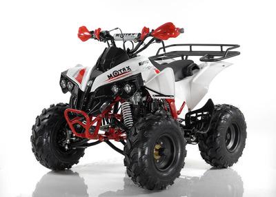 MOTAX ATV Raptor Super LUX 125 cc. Бензиновый квадроцикл с родительским контролем.