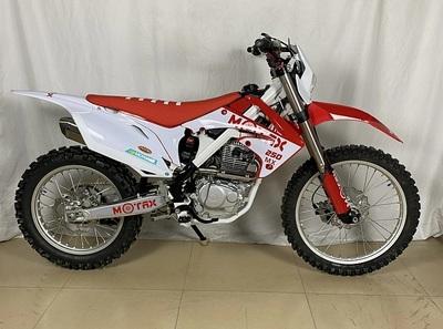 MOTAX MX 250. Подростковый мотоцикл бензиновый.