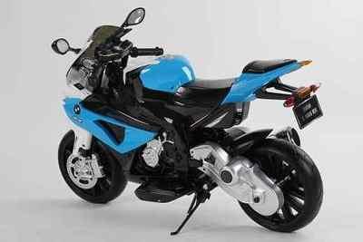Детский электромотоцикл JT528 BMW.