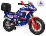 INJUSA 6V Moto AFRICA Twin 68217. Аккумуляторный мотоцикл 6V INJUSA 6V Moto AFRICA Twin 68217.