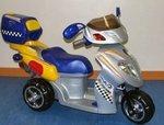 Bugati 6v EC-05. Детский мотоцикл Bugati 6v EC-05.