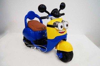 Детский мотоцикл МОТО E003KX.