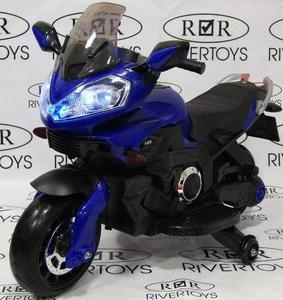 Детский мотоцикл MOTO E222KX с функцией пара