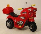Детский мотоцикл MOTO HL-218 с сиреной