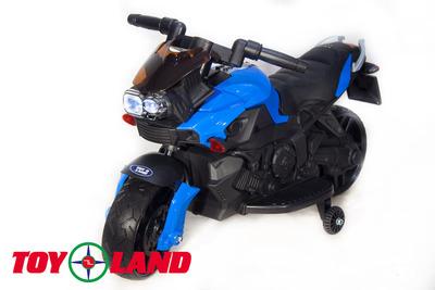 Moto JC 918. Детский мотоцикл на резиновых колесах..