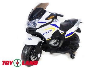 Toyland Moto XMX 609. Детский мотоцикл на резиновых колесах.