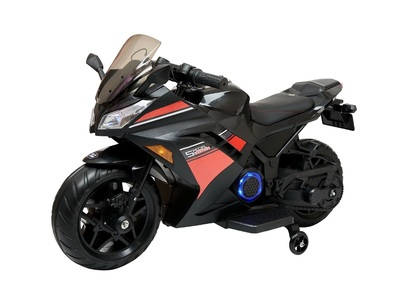 Детский электромотоцикл Moto YEG 1247 на резиновых колесах
