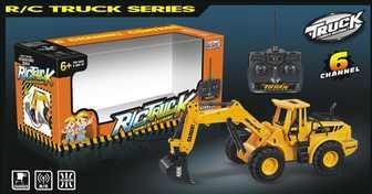Трактор на пульте Д/У MYX 901A RC Builder truck