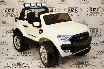 Двухместный электромобиль NEW FORD RANGER 4WD (ЛИЦЕНЗИОННАЯ МОДЕЛЬ) с коробкой автомат
