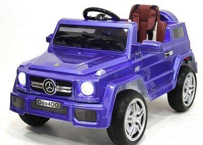 Mers O004OO VIP GLANEC. Электромобиль с дистанционным управлением.