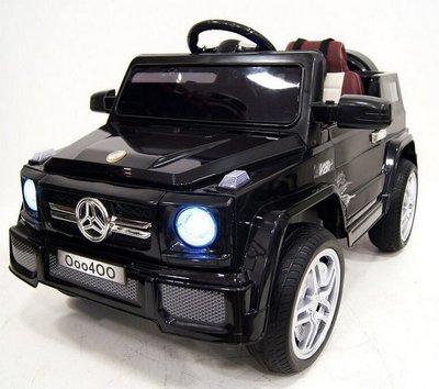 Mers O004OO VIP GLANEC. Электромобиль-джип с дистанционным управлением.